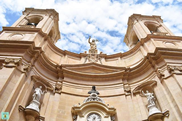 La Valleta en Malta