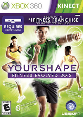 Your Shape: Fitness Evolved 2012 (LT 3.0 RF) Xbox 360 Torrent
