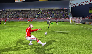Download Game Dream League Soccer .APK Full + DATA