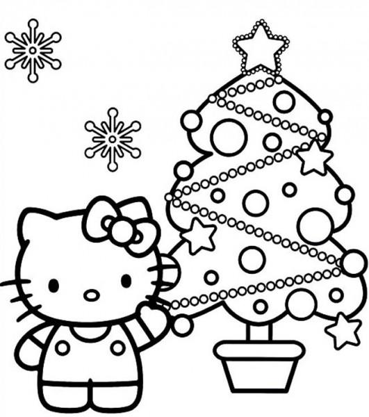 Dibujos Para Colorear Peppa Navidad Imagesacolorierwebsite