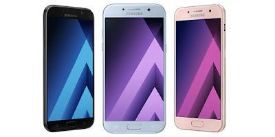Harga Spesifikasi Samsung Galaxy A5 2017