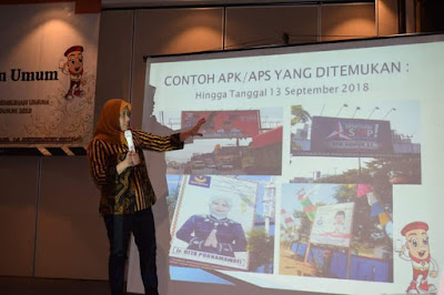 Banyak Parpol Kampanye di Luar Jadwal, Bawaslu Lampung Gelar Rakor Pengawasan