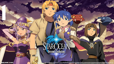 Download Star Ocean - Second Evolution Game PSP for Android - www.pollogames.com