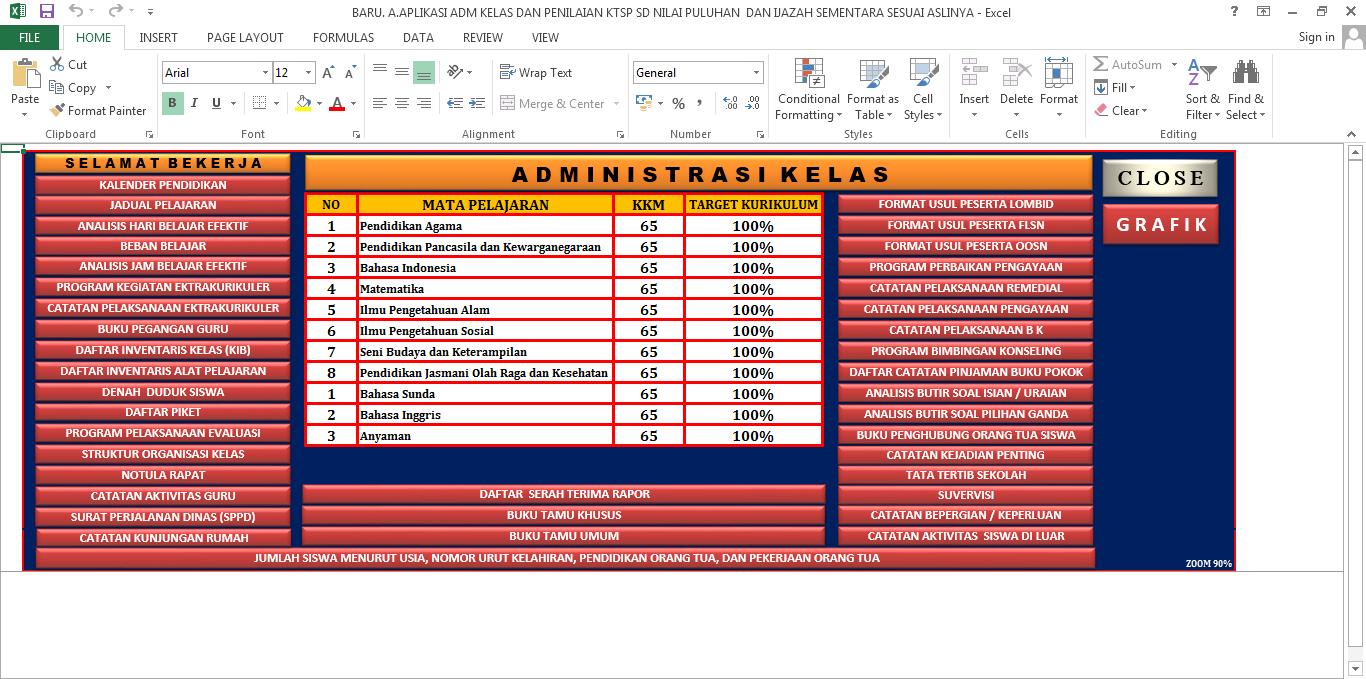 Download Aplikasi Administrasi Sekolah Berbasis Ktsp Get File Guru