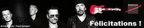 gagnants concours rockn'live U2