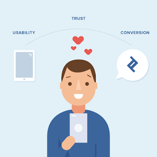 Usability instead of conversion