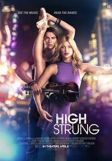 High Strung (2016) จังหวะนี้หยุดโลก [พากย์ไทย+ซับไทย]