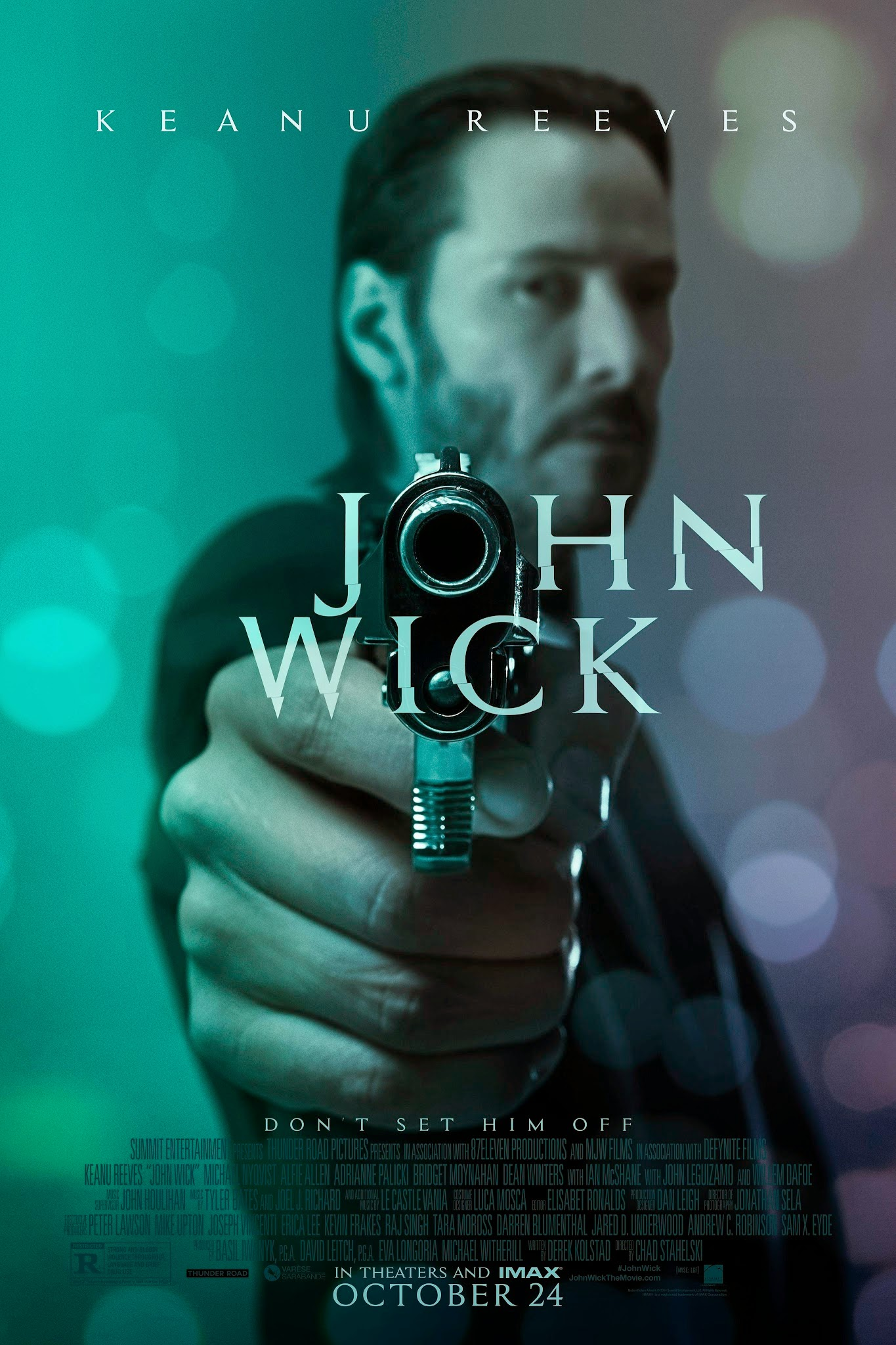 john wick recenzja filmu keanu reeves