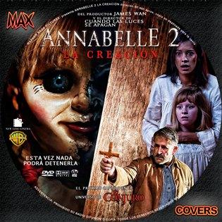 Annabelle 2 Galleta