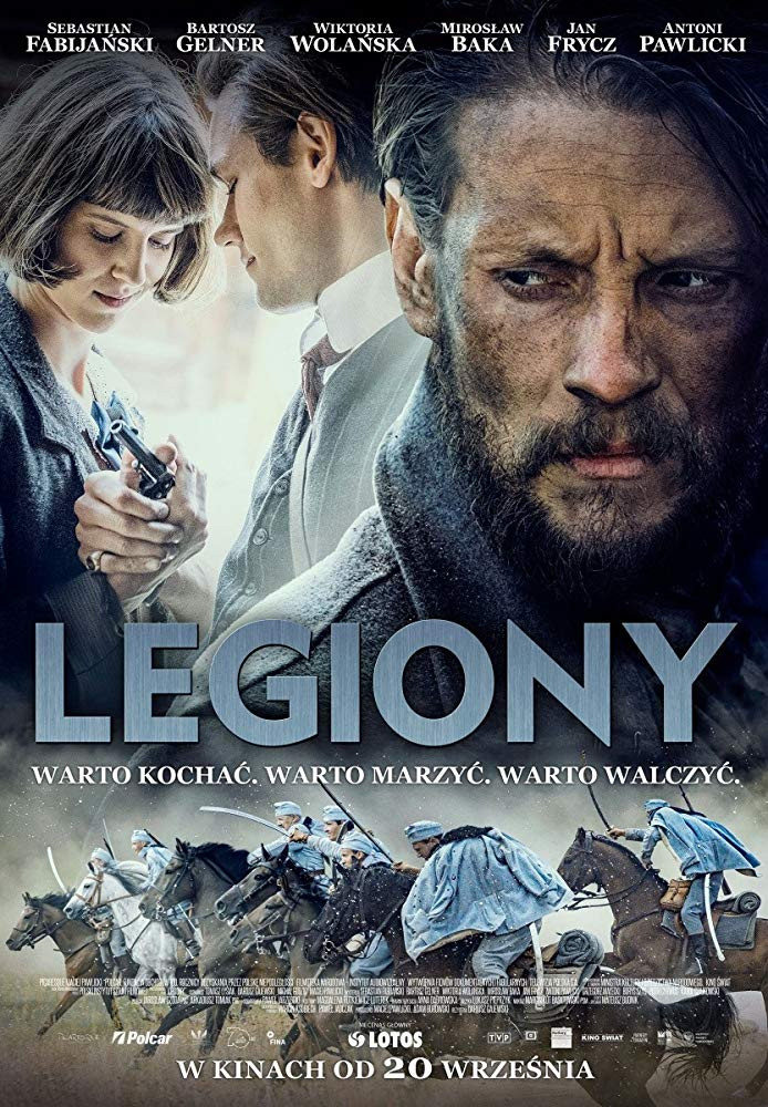 The Legions 2019 English Full Movie 720p BluRay 1GB Download