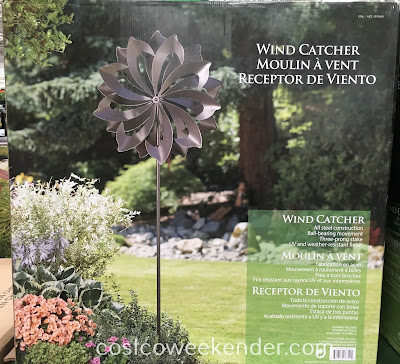 See the Wind Catcher spin with just a little breeze