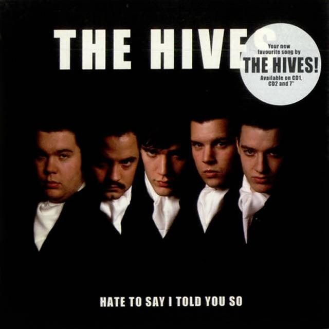 Hate to say I told you so. The hives
