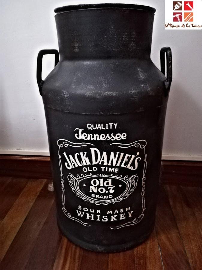 lechera jack daniels