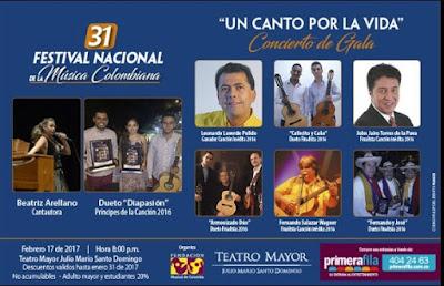 Festival Nacional de la Música Colombiana
