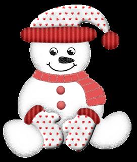 Simpáticos Muñecos de Nieve.