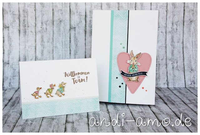 Stampin Up Fable Friends Geschenkset andi-amo