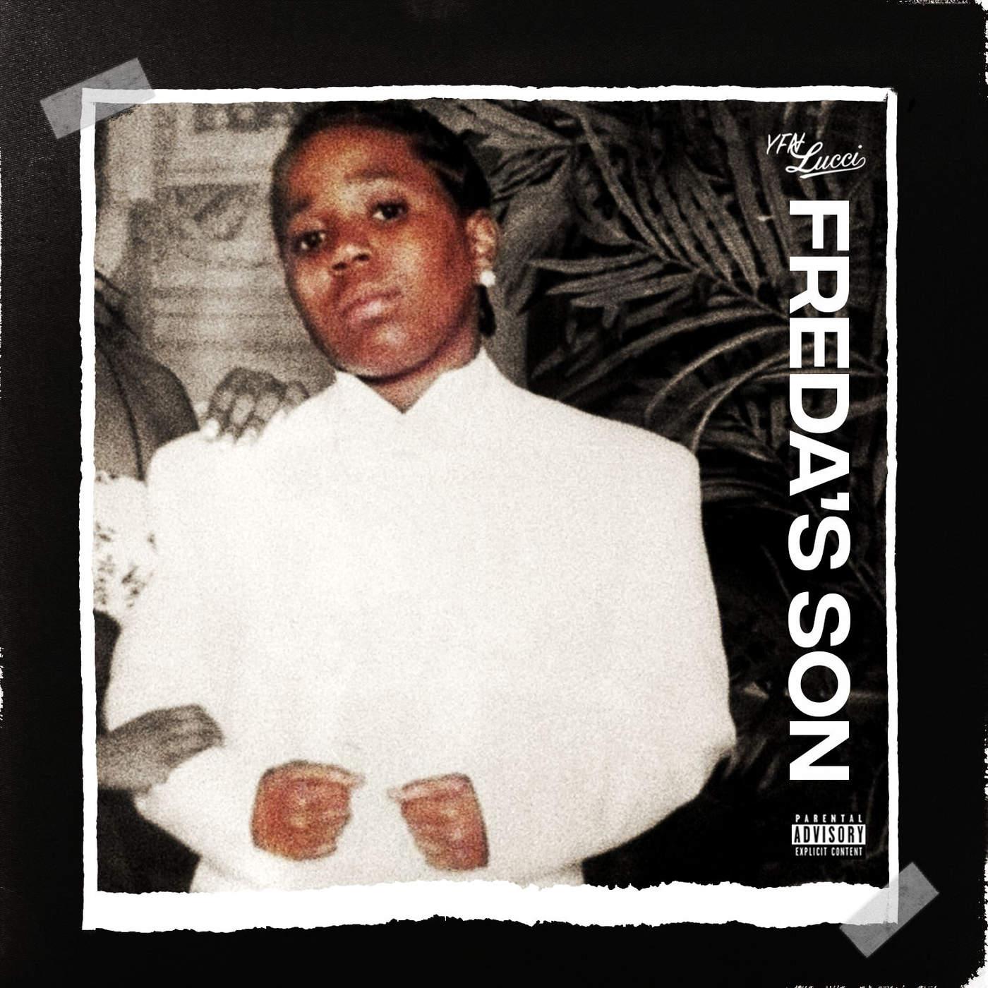 YFN Lucci - Freda's Son - EP Cover