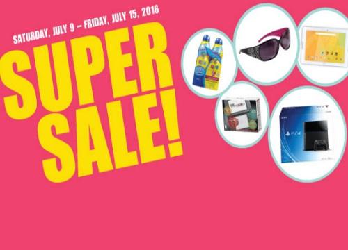 Shoppers Drug Mart Super Sale