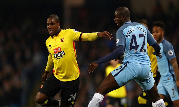 Live Streaming, Rabo, 03 Januari 2018 Manchester City vs Watford