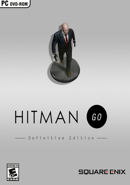 Hitman Go Download Cover Free Game