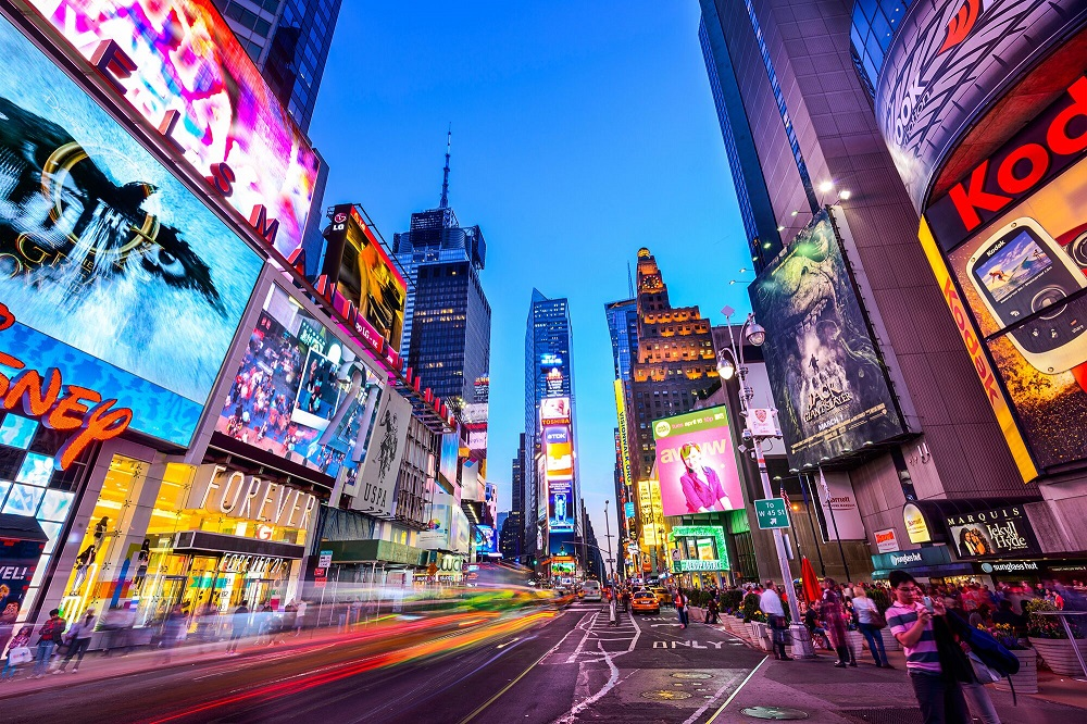 Times Square New York City
