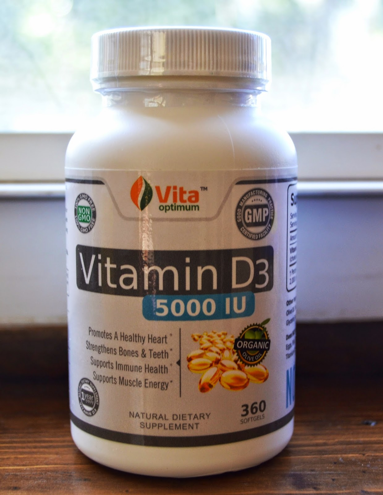 Vita Optimum Vitamin D3