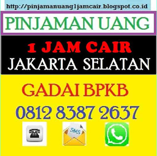 Pusat Gadai BPKB Mobil di Jakarta Selatan 0812 8387 2637