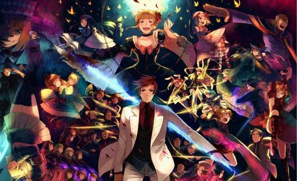Umineko no Naku Koro ni - Daftar Anime Gore Terbaik