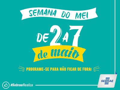 8ª Semana do Microempreendedor Individual Acontecerá de 02 a 06 de Maio, em Chapadinha