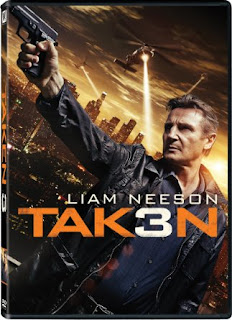 Taken 3 (Starring Liam Neeson) - Yet more action - Released in 2014