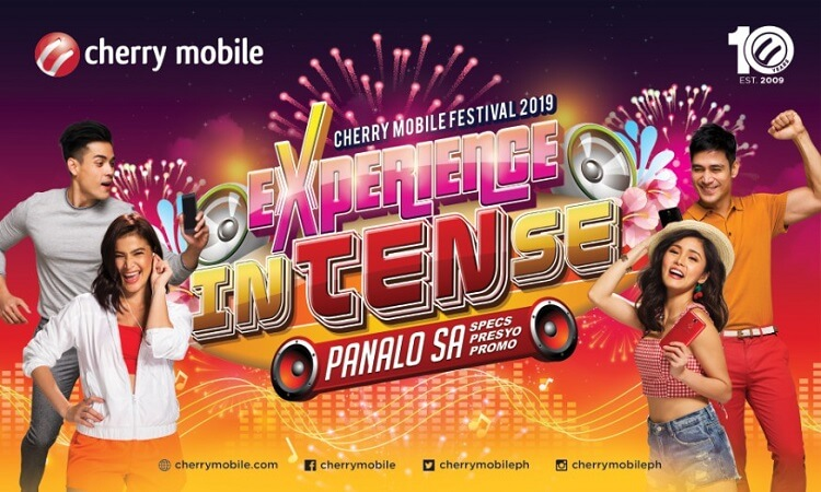 Get a Chance to Win Exciting Prizes with Cherry Mobile Festival 2019