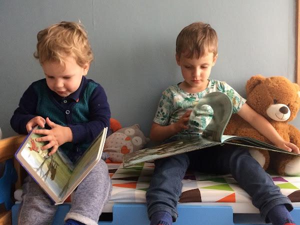 Onze favoriete (voorlees)boeken van de maand