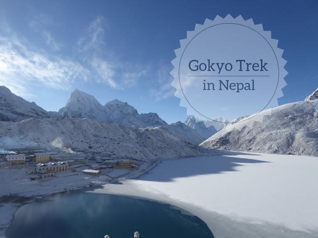 Il Gokyo Trek da Namche Bazar al Gokyo lake