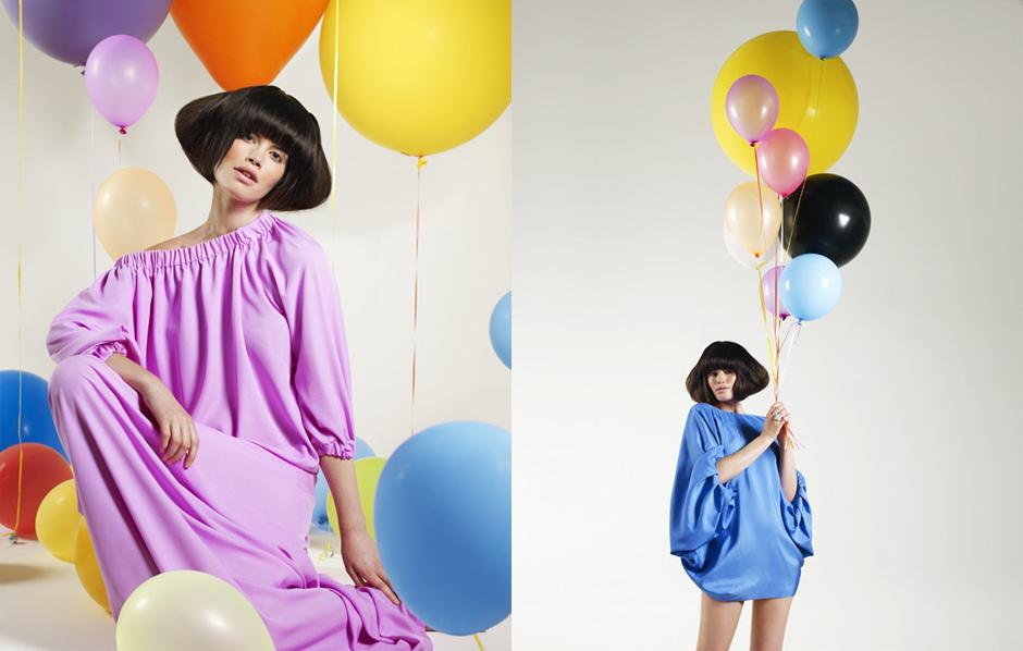 balloons fashion photography - photo #7