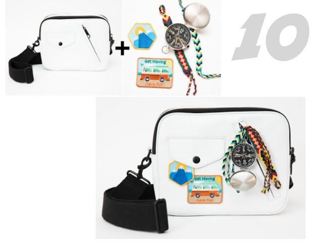 10 formas de transformar un bolso antiguo