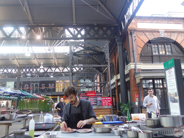 Taberna do Mercado (Spitalfields): where Portugal conquered in small plates