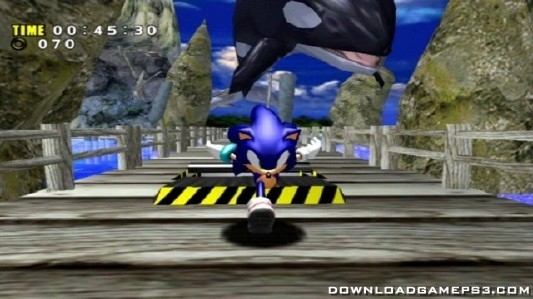 Sonic Adventure [PSN][+DLC] - Download game PS3 PS4 RPCS3 PC