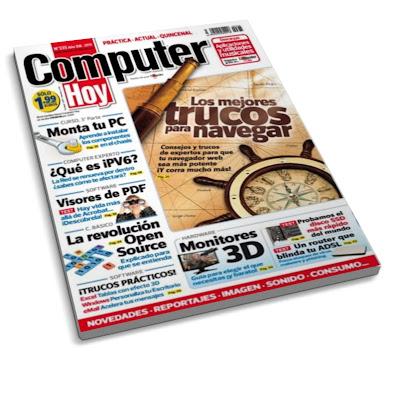 Revista Computer Hoy: Los Mejores Trucos para navegar, 5 Agosto 2011
