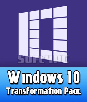 Windows 10 Transformation Pack 5.0 Final