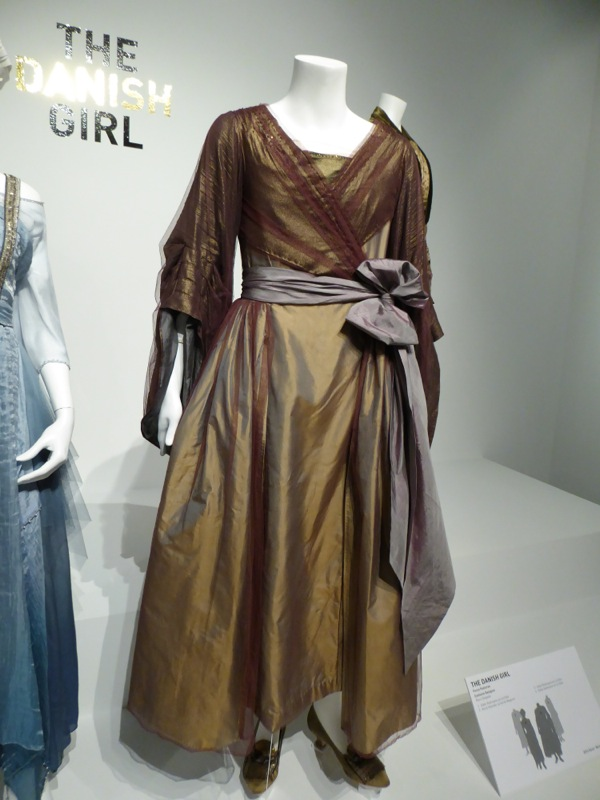 Lili Elbe Danish Girl movie costume