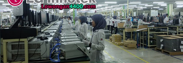 Lowongan Kerja PT. LG Innotek Indonesia Kawasan Hyundai Cikarang