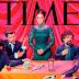 As estrelas da serie de sucesso da HBO 'Game Of Thrones' são destaque na Time Magazine - x21