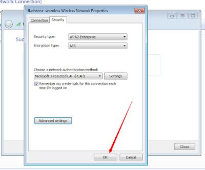Cara Menyambungkan Laptop Ke Flashzone-seamless 14