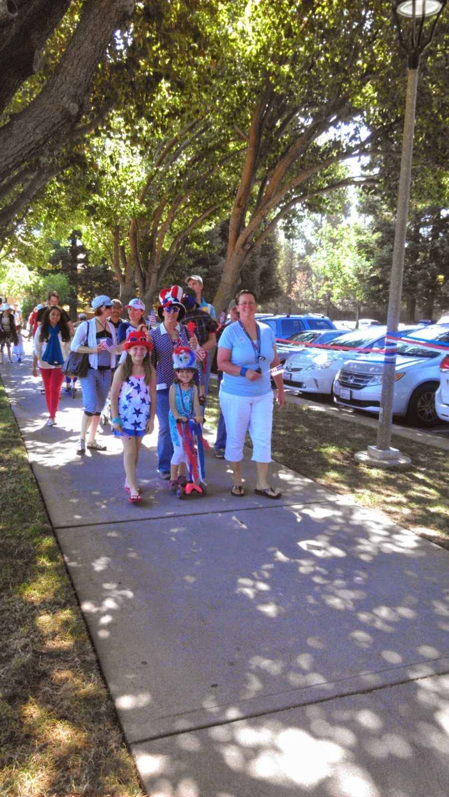 For the 4th of july we went to the kids parade by pam 39 s - Blackberry farm cupertino swimming pool ...