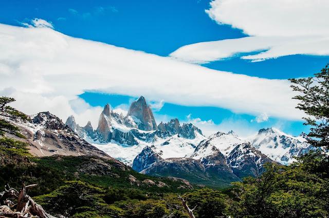 Vista del Fitz Roy desde Mirador Laguna Capri, Chaltén Argentina - Guía completa de que hacer en Chalten