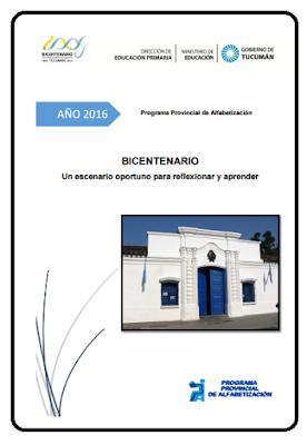 Un escenario oportuno para reflexionar y aprender. Gobierno de Tucumán