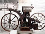 Sejarah Sepeda Motor Pertama Di Dunia