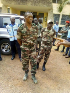 Cameroonian soldiers arrested for trying to smuggle migrants to Equatorial Guinea via car booth