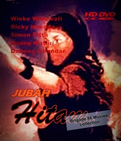 Brigade 86 Movies Center - Jubah Hitam (1987)