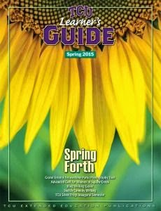 tcu-spring-extended-education-catalog-cover